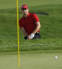 Ryan Moore wins Wyndham PGA title