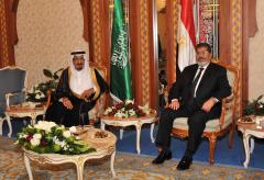 Egypt's Morsi attends AU summit