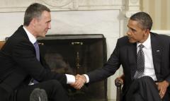 Obama thanks Norway for Gadhafi help