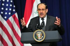 Iraqi PM Maliki claims 'ethical and patriotic duty' to stay in power