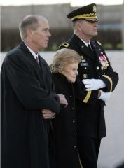 Former first lady Betty Ford dies at 93