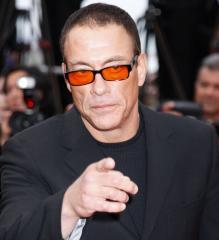 Van Damme: I'm 100 percent healthy
