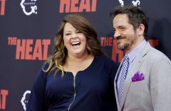 Melissa McCarthy discuses working with husband Ben Falcone in 'Tammy'