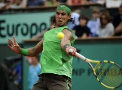 Nadal opens post-French play with win