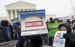 Supreme Court allows religious exemption to contraception mandate