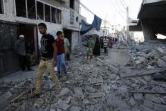 No progress in Gaza peace talks, Israeli official says