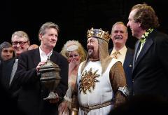 Monty Python members reunite for doc
