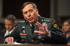 Petraeus inherits 'more intense' fighting in Afghanistan