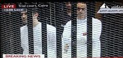 Mubarak's son argues against Tora transfer