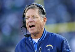 Norv Turner fired as Chargers' coach