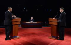 Debate influence may be overrated