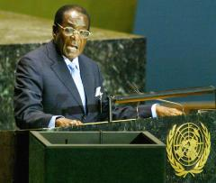 South African enters Zimbabwean poll fray