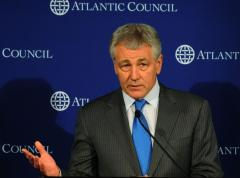 Commentary: Hagel and the Israeli lobby