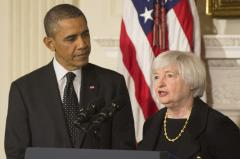 Obama formally nominates Yellen to head Fed