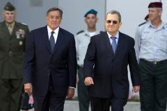 Panetta on Mideast mission