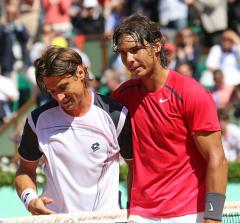 Ferrer, Nadal move into Mexican Open semis