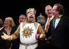 'Spamalot' U.S. tour set to end