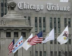 Hedge funds sue banks over Tribune deal