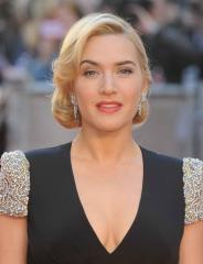 Actress Kate Winslet names son Bear