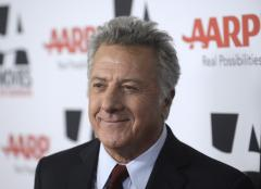 Dustin Hoffman successfully treated for cancer