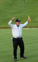 Noren, Molinari share Scottish Open lead