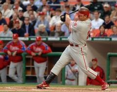 Slugger Jim Thome returns to Phillies
