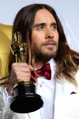 Jared Leto has already damaged his Oscar trophy