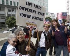 Same-sex couples to rally for equality