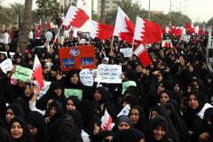 France, Britain halt arms sales to Bahrain
