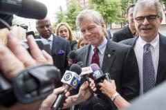Deliberations begin in former Va. Gov. McDonnell's trial