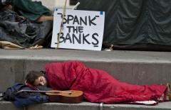 Occupy protester gets Wall Street job