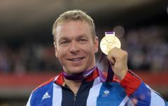 Chris Hoy wins British best sixth Olympic gold
