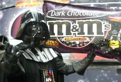 Man in Darth Vader mask arrested