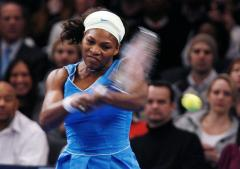 S. Williams loses second straight match