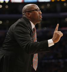 Lakers Coach Brown suspended one game