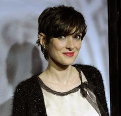 Winona Ryder hospitalized briefly