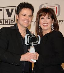 Donny and Marie return to the stage