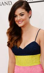 Lucy Hale discusses her 'very uncomfortable' audition for '50 Shades of Grey'