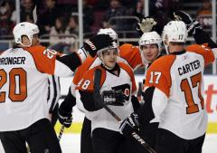 NHL: Philadelphia 6, Toronto 2