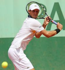 Roger-Vasselin sails through first-rounder at Chennai