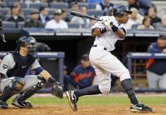 Granderson powers MLB to win in Taiwan