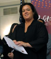 Rosie O'Donnell tweets weight-loss pic