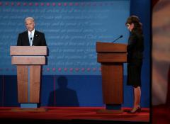 Biden-Palin debate set ratings record