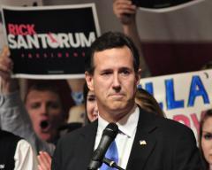 Santorum projected winner in Kansas caucus