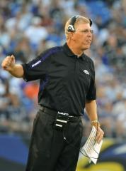 Ravens fire offensive coordinator