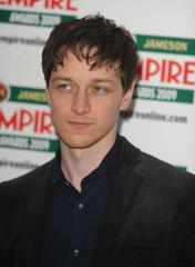 McAvoy to play Fleming in film