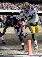 NFL: Green Bay 21, Chicago 14