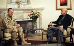 Mullen in Kabul amid al-Qaida sympathies