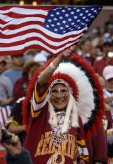GM: Redskins won't change their name