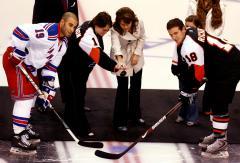 NHL: N.Y. Rangers 4, Philadelphia 3
